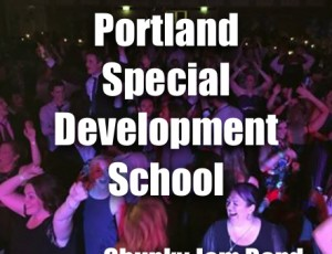 Chunky Jam perform for Portland Special Development School