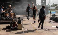 Cover bands for the Yarra Valley Wine and Food Festival