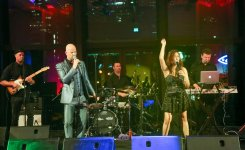 Chunky Jam support MARK SEYMOUR at corporate events