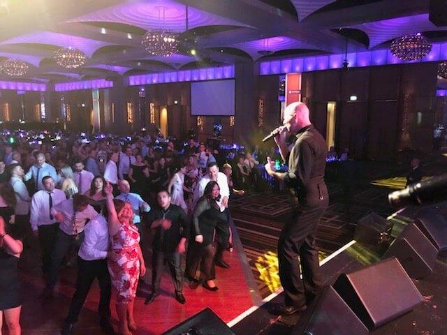 Automotive Events & Gala dinner entertainment Crown palladium | Chunky Jam