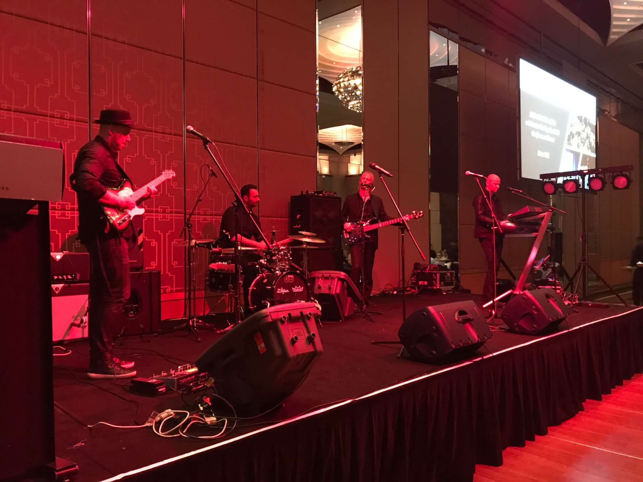 Chunky Jam | Melbourne Cover Band